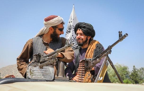 Одна провінція в Афганістані не перебуває під контролем талібів