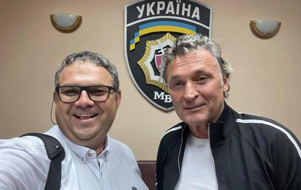 У Києві затримали лідера партії 5.10 Геннадія Балашова