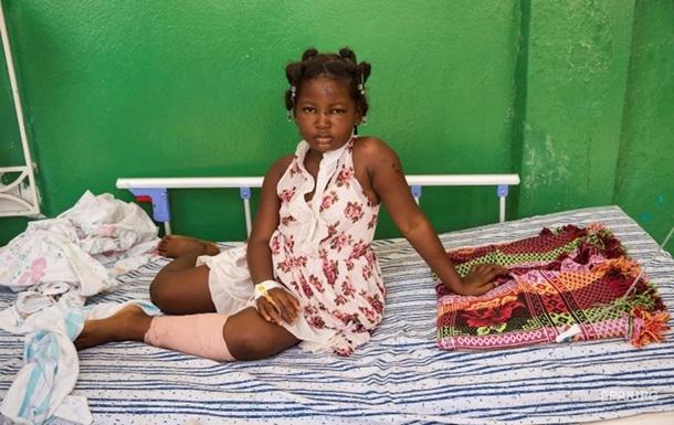 Число жертв землетрясения на Гаити увеличилось