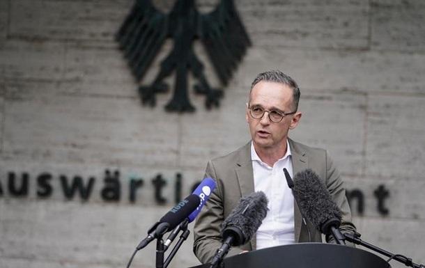 Глава МЗС Німеччини визнав помилки в оцінці ситуації в Афганістані