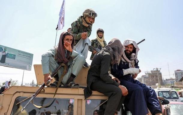 Тільки три країни залишили свої посольства в Кабулі