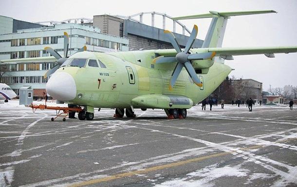 У РФ розбився новий військово-транспортний літак