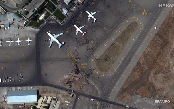 Таліби зупинили вильоти рейсів із Кабула