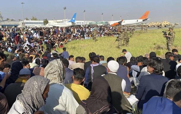 В аэропорту Кабула погибли 40 человек - СМИ