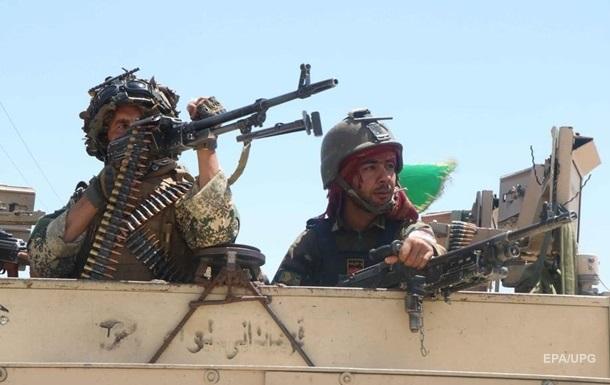 В Афганистане началось вооруженное сопротивление  Талибану