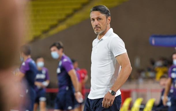 Тренер Монако: Не повинні бути занадто розчарованими сьогодні