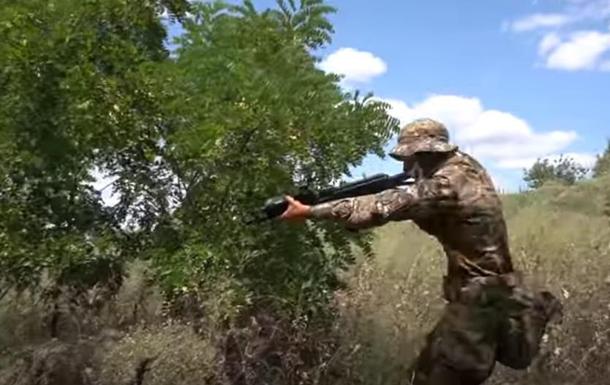 Військові ССО проводять навчання біля Криму