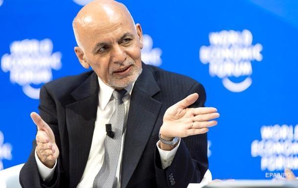 ЗМІ назвали місцеперебування президента Афганістану