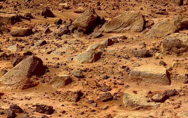 Розкрито причину втрати води на Марсі