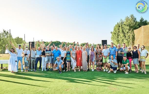 Під Києвом пройшов чемпіонат з гольфу в категорії 50+