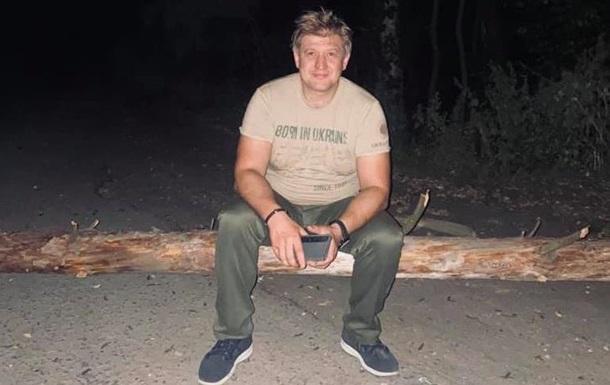 Екс-секретар РНБО Данилюк потрапив у ДТП