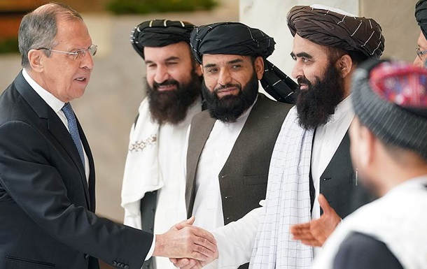 Від джихаду до дружби. Росія визнає  Талібан ?
