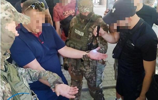 В Одесі чиновника екоінспекції затримали на хабарі
