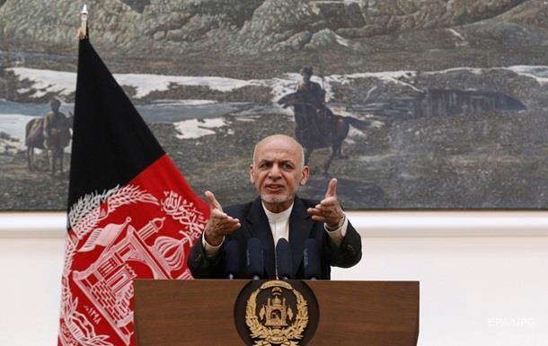 Стало відомо, куди втік президент Афганістану