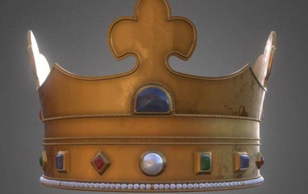 Вчені показали 3D-макет корони короля Русі Данила Галицького
