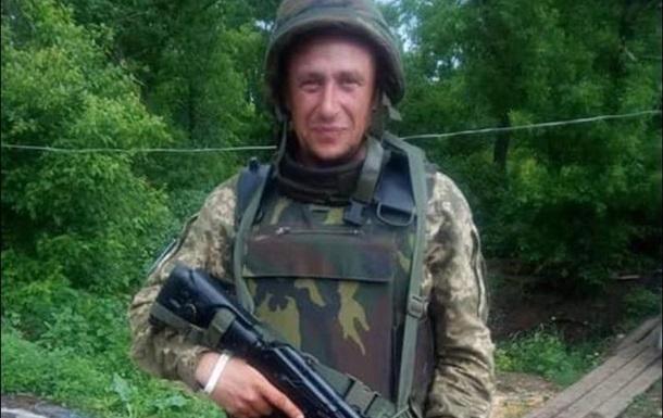 На Донбасі від кулі снайпера загинув військовослужбовець зі Львова