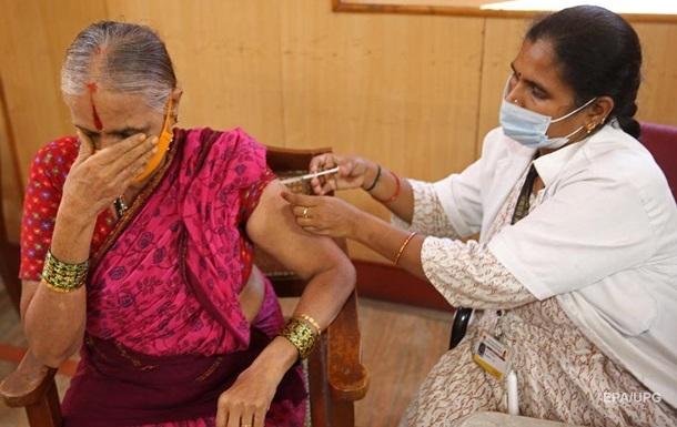 ВООЗ виявила підроблені вакцини Covishield в Індії та Африці