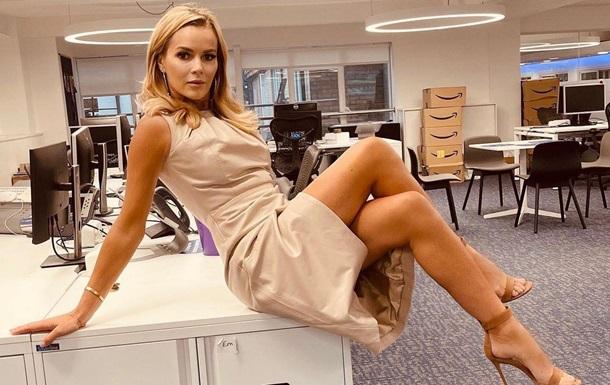 50-летняя телеведущая очаровала снимком в бикини