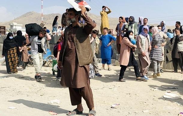 Держдеп США назвав число людей в аеропорту Кабула