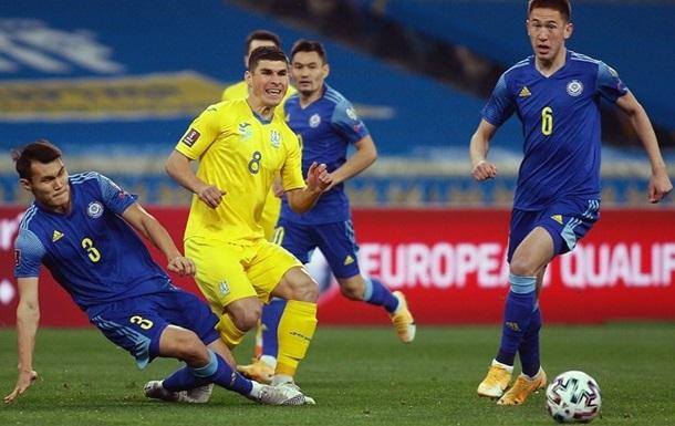 Матч сборной Украины против Казахстана могут перенести в другую страну - журналист