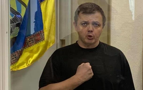 Екс-нардеп Семенченко оголосив голодування