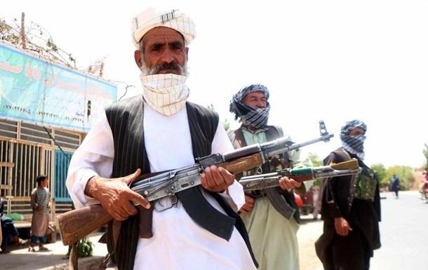 Таліби почали затримувати колишніх чиновників
