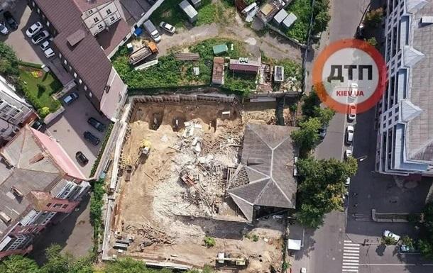 Знесення садиби Барбана: розпочато кримінальне провадження