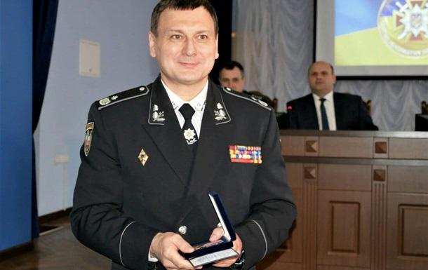 Глава поліції Чернівецької області йде у відставку