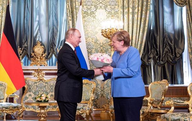 Меркель едет в Украину после Путина. Чего ожидать