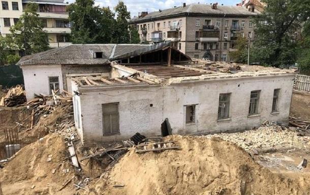 РНБО доручила відновити садибу Барбана