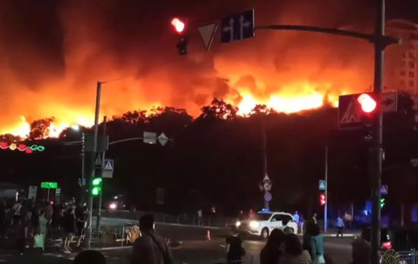 Поліція почала перевірку за фактом пожежі в Броварах
