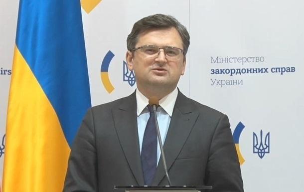 Кулеба оцінив відносини України і Білорусі
