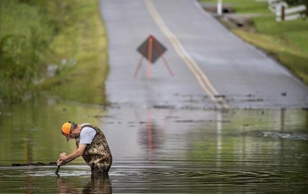 У США через повінь загинуло 10 осіб