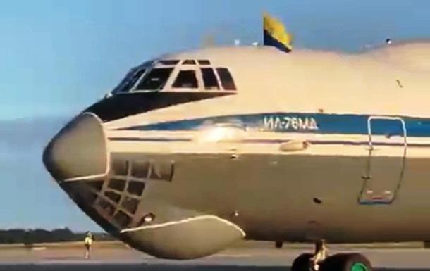 Літак з евакуйованими з Кабула приземлився в Києві