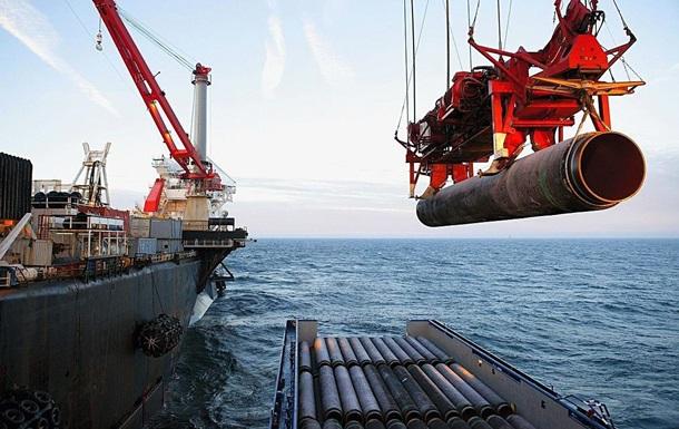 Укладка труб СП-2 в водах Дании завершена - СМИ