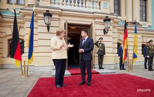 Україна все ще сподівається на зброю від Німеччини