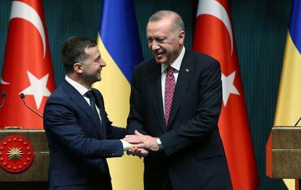Украина не понимает, что целью является она сама. Целью для Турции