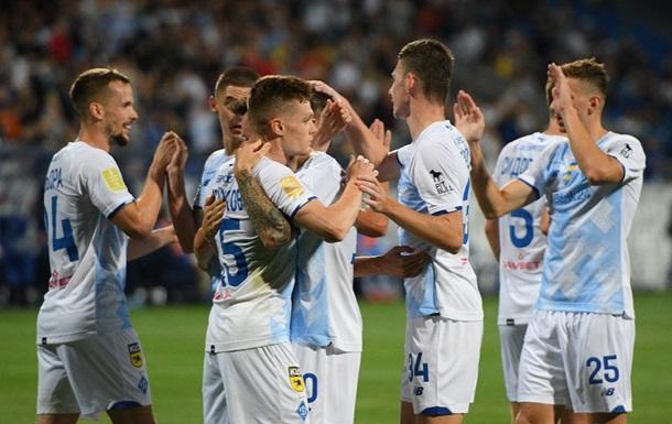 Динамо розгромило Десну в матчі лідерів УПЛ