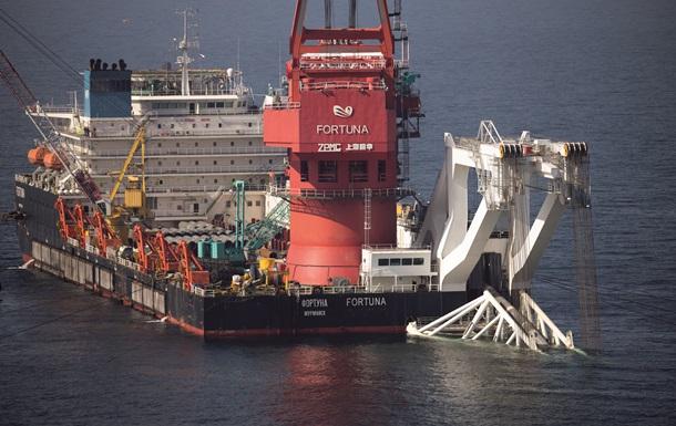 Bloomberg дізнався дату завершення будівництва ПП-2