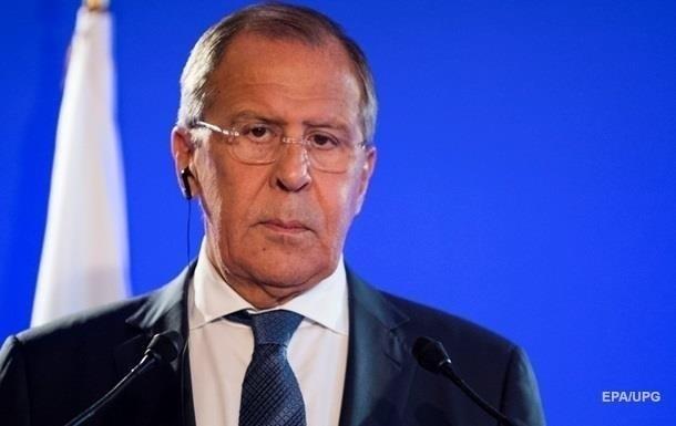 Лавров попередив про конкуренцію за транзит газу