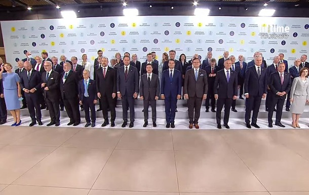 Кримська платформа стартувала: онлайн-трансляція