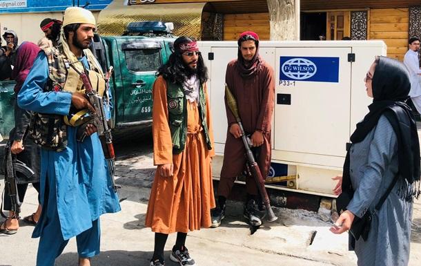 Фото стильного боевика  Талибана  стало вирусным