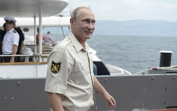 Путін доручив побудувати нові бойові кораблі