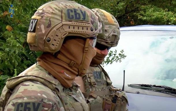 СБУ провела учения возле линии разграничения на Донбассе