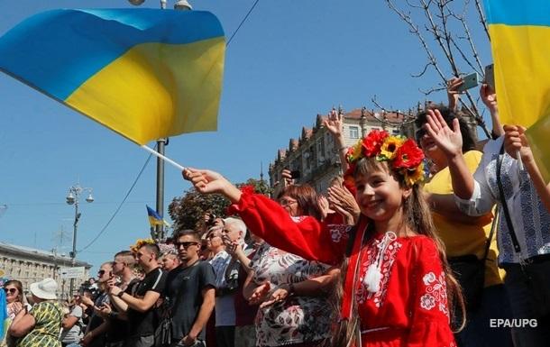 Google присвятив дудл Дню Незалежності України