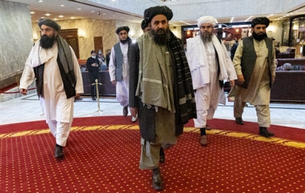 Таліби формують раду з управління Афганістаном