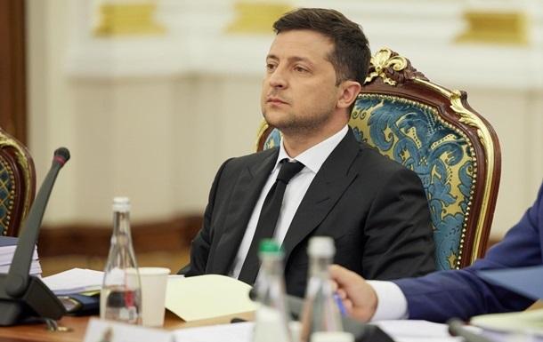 Зеленский обсудил Донбасс с главой МИД Франции