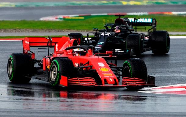 В Формуле-1 появилась новая награда
