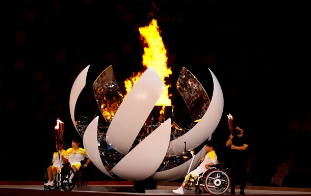 В Токио открылись Паралимпийские игры