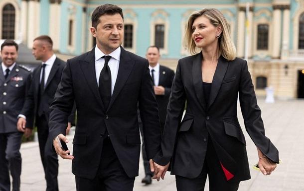День Незалежності: подружжя Зеленських відвідало концерт Бочеллі